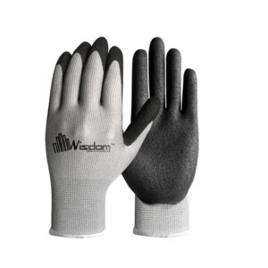 Nitrile Sandy Coated Gloves WS-402