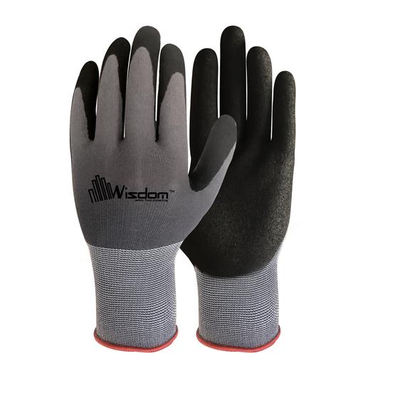 Nitrile Sandy Coated Gloves WS-403