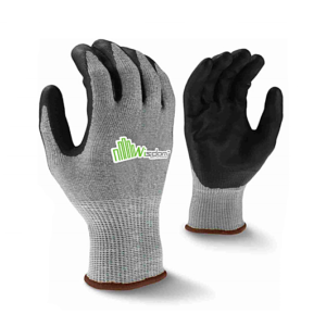 Sandy Nitrile Palm Coated Cut resistant Level-D Gloves WS-130
