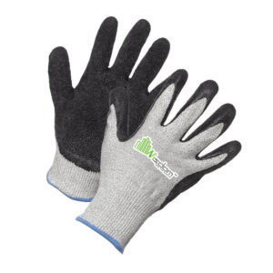 Crinkle Latex Coated Cut Resistant Level-C Gloves WS-151