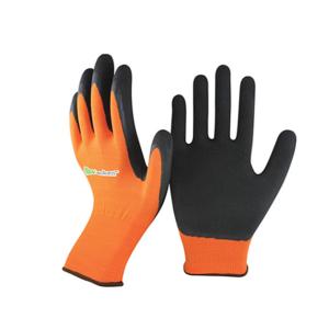 Foam Latex Palm Coated Gloves WS-306