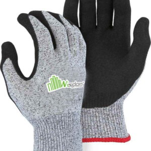 Sandy Latex Coated Cut Resistant Level-C Gloves WS-155
