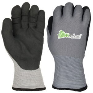Latex Sandy Finish Gloves WS-301