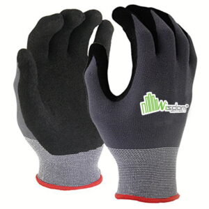 Latex Sandy Finish Gloves WS-302