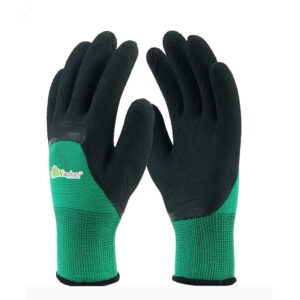 Foam Latex 3/4 Coated Gloves WS-307