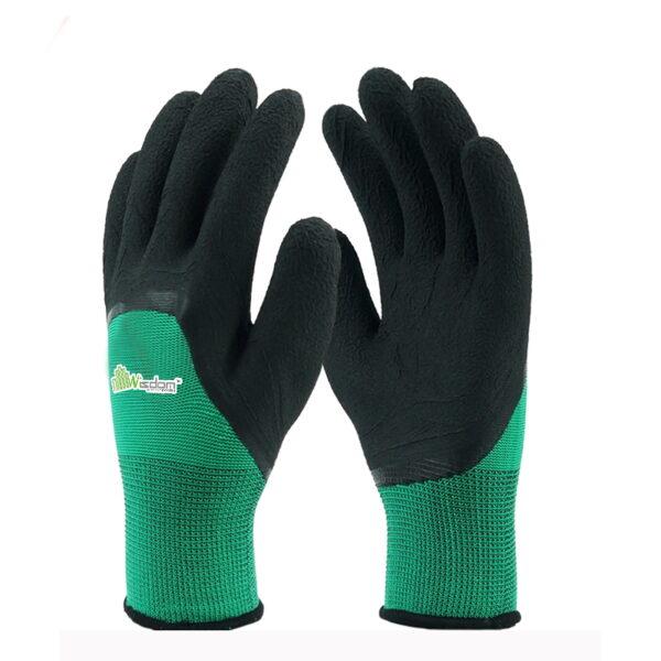Foam Latex 3/4 Coated Gloves WS-307